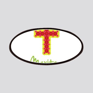 Maritza Bubble Cross Patches