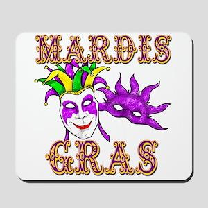 Mardis Gras Mousepad