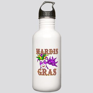 Mardis Gras Stainless Water Bottle 1.0L