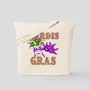 Mardis Gras Tote Bag