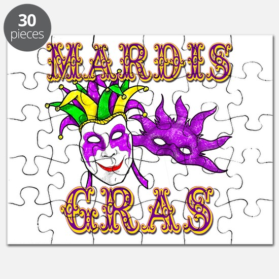 Mardis Gras Puzzle