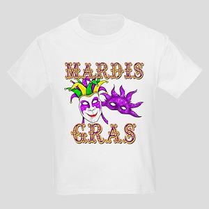 Mardis Gras Kids Light T-Shirt