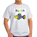 The Pond-Life Ash Grey T-Shirt