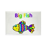 The Pond-Life Rectangle Magnet (100 pack)