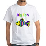 The Pond-Life White T-Shirt