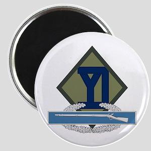 26th Infantry CIB Magnet