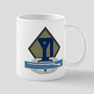 26th Infantry CIB Mug