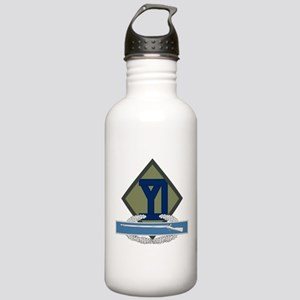 26th Infantry CIB Stainless Water Bottle 1.0L