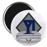26th Infantry CAB Magnet