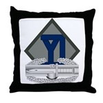 26th Infantry CAB Throw Pillow