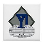 26th Infantry CAB Tile Coaster