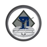 26th Infantry CAB Wall Clock