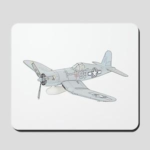 Vought F4U Corsair Mousepad