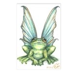 Fairy Frog Postcards (Package of 8)