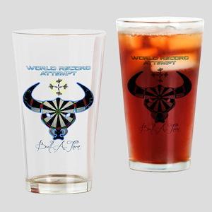 Bull-A-Thon Glass