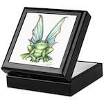 Fairy Frog Keepsake Box