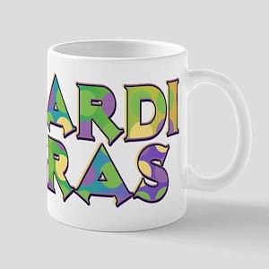Mardi Gras Magic Mask Mug