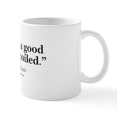 Mark Twain Quote Gear Mug
