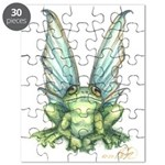 Fairy Frog Puzzle