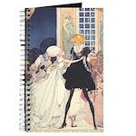 Twelve Dancing Princesses by Kay Nielsen Journal