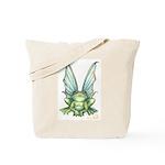 Fairy Frog Tote Bag