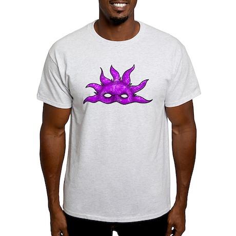 Masquerade Mask Light T-Shirt