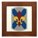 256th Infantry BCT Framed Tile