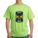 256th Infantry BCT Green T-Shirt