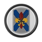 256th Infantry BCT Large Wall Clock