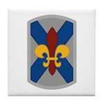 256th Infantry BCT Tile Coaster