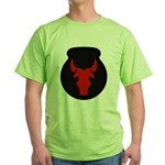 34th Infantry Green T-Shirt