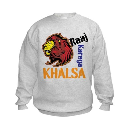 Makhan's Kids Sweatshirt