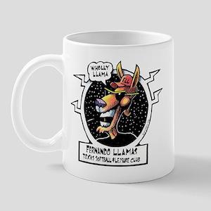 Wholly Llama Mug