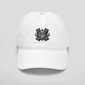 Mayan Crossbones Cap