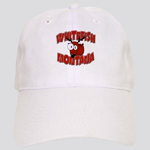Whitefish Elk Cap