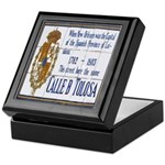 New Orleans Art Keepsake Box