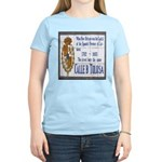 Cajun French Who Dat Women's Light T-Shirt