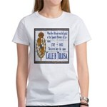 Cajun French Who Dat Women's T-Shirt