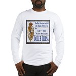 Cajun French Who Dat Long Sleeve T-Shirt
