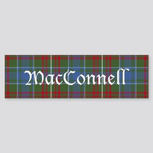 Tartan - MacConnell Sticker (Bumper)