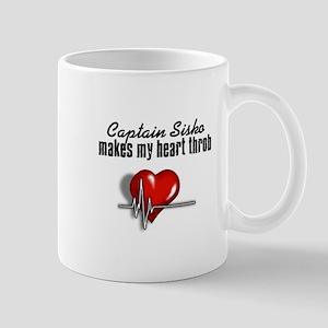 Captain Sisko makes my heart throb Mug