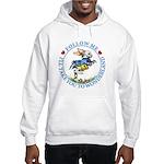 Follow Me To Wonderland Hooded Sweatshirt