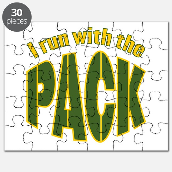 I run with The Pack Puzzle