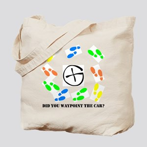 Did you waypoint the Car? Tote Bag