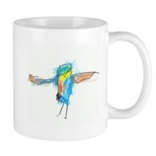 ZenBirdColour Mugs