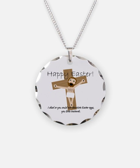 Happy Easter Jesus! Necklace