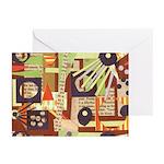 Lousie's Lash Greeting Cards (Pk of 10)