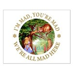 I'm Mad, You're Mad Small Poster
