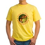 I'm Mad, You're Mad Yellow T-Shirt