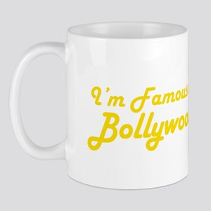 I'm Famous in Bollywood Mug